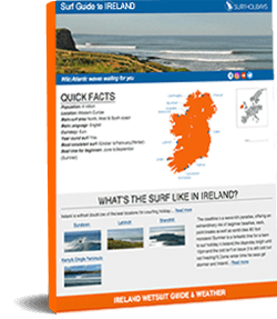 Ireland Surf Guide